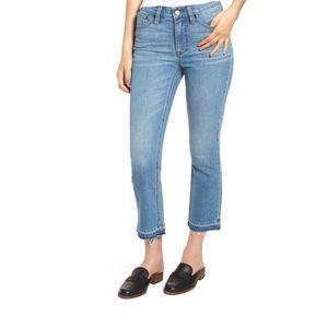 J Crew Denim Crop Jeans Size 30 NWT